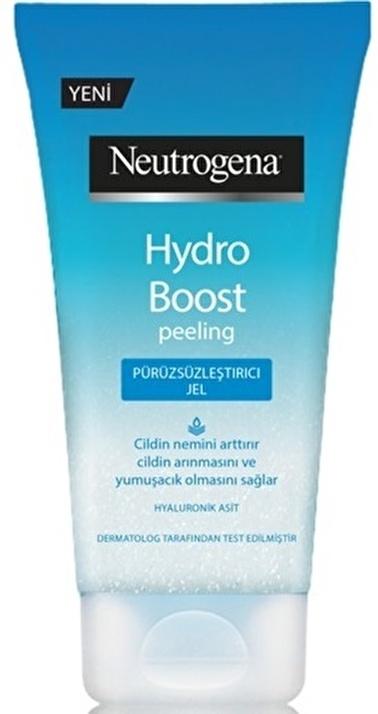 Neutrogena Neutrogena Hydro Boost Pürüzsüzleştirici Jel 150 Ml Renksiz